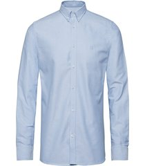 christoph oxford shirt overhemd business blauw les deux