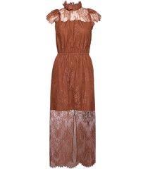 melissa long dress maxiklänning festklänning orange designers, remix