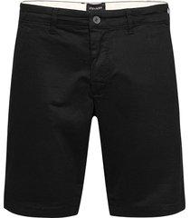 chino short shorts chinos shorts svart lyle & scott