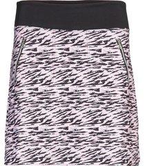 elsie skort 45 cm kort kjol svart daily sports