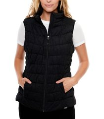 be boundless canopy puffer vest