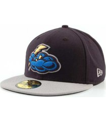 new era trenton thunder 59fifty cap
