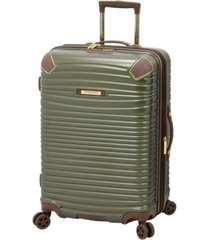 "london fog oxford ii 25"" hardside check-in luggage, created for macy's"