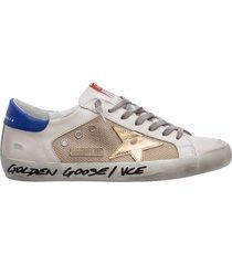 scarpe sneakers uomo superstar