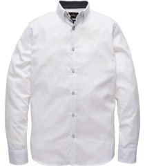 long sleeve shirt cf solid bright white