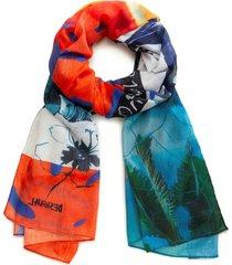 pañuelo hi hawai multicolor desigual