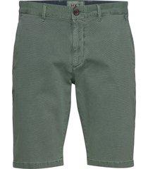 hkt g/dye strch short shorts casual grön hkt by hackett