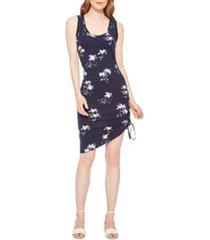 women's parker freddie floral cinch body-con dress