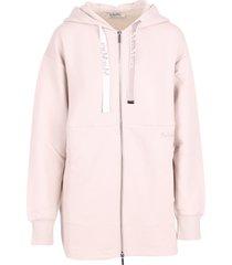 s max mara fado cotton hoodie