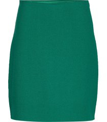 vongola knälång kjol grön weekend max mara