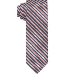tommy hilfiger men's slim mini-stripe tie