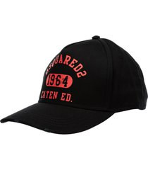 dsquared2 caten ed. baseball cap