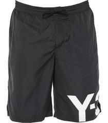 y-3 swim trunks