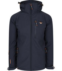 geographical norway softshell jas heren taboo grijs