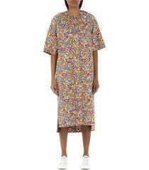 dress with print dress