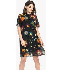 lilla p flutter sleeve dress
