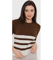 sweater chocolate romano tina