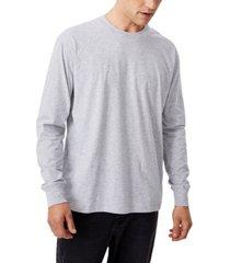 cotton on men's tbar long sleeve t-shirt
