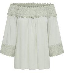 crbea lace blouse