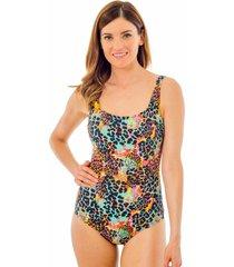 traje de baño cuadrado africa multicolor ac mare