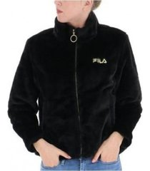 rosie fake fur jacket