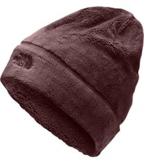 gorro osito burdeo the north face