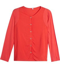blusa mujer m/l color surtido, talla m
