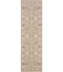 "safavieh essence taupe and natural 2'3"" x 8' sisal weave runner area rug"