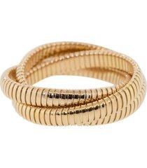 9mm rose gold rolling band bracelet