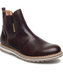 martyn gr chs shoes chelsea boots brun björn borg
