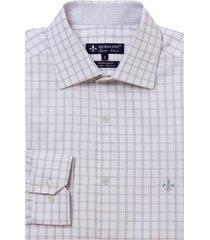 camisa dudalina manga longa fio tinto maquinetada xadrez masculina (xadrez, 6)