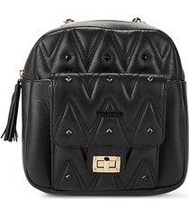 balzac d sauvage studded convertible backpack