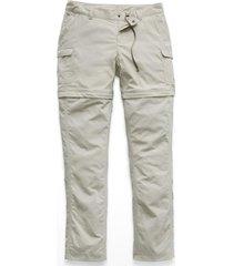 pantalon paramount 2.0 c beige the north face