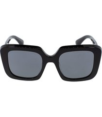 franca sunglasses - black