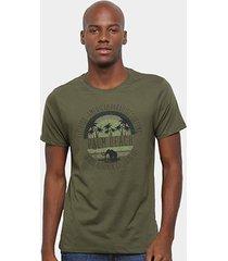 camiseta gajang palm beach masculina