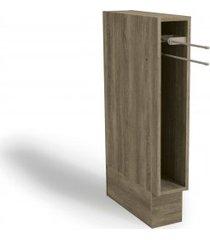 nicho toalheiro kappesberg g740 150mm nogal
