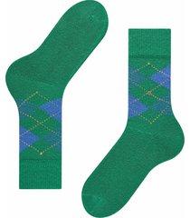 preston socks - green/blue 24284-7492
