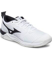 wave supersonic 2 shoes sport shoes training shoes- golf/tennis/fitness vit mizuno