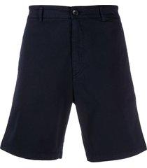 department 5 straight-leg bermuda shorts - blue