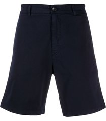 department 5 straight-leg bermuda shorts - blue