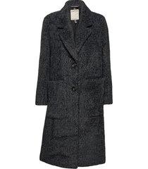 coats woven yllerock rock grå esprit casual
