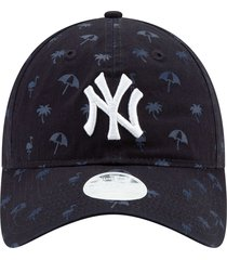 gorra 920 new york yankees azul - new era