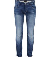 v8 racer jeans vanguard blauw 5-pocket