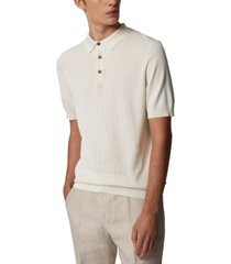 boss men's t-omarco polo sweater