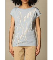 lauren ralph lauren top lauren ralph lauren logo t-shirt