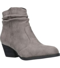 bella vita helena slouch booties women's shoes