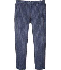 pantaloni in lino (blu) - bpc selection