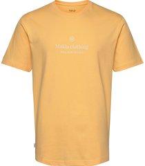 horizon t-shirt t-shirts short-sleeved gul makia