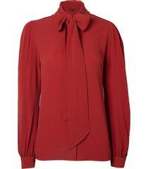 camisa daniela (laranja escuro / brick, 50)
