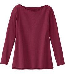 shirt met lange mouw, wild berry 44